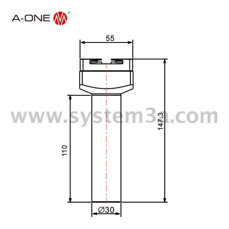 3A-100056 R type Checking pin